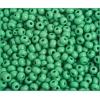 Seedbead Opaque Medium Green 4/0